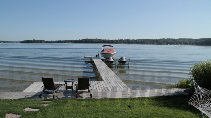 Above the Water: More Lake Dock Options