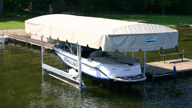 A Deep Conversation: Deep Water Boat Lift Kits