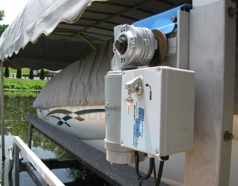 Boat Lift Motor Care
