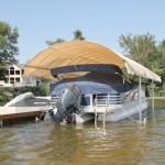 Freestanding canopy1