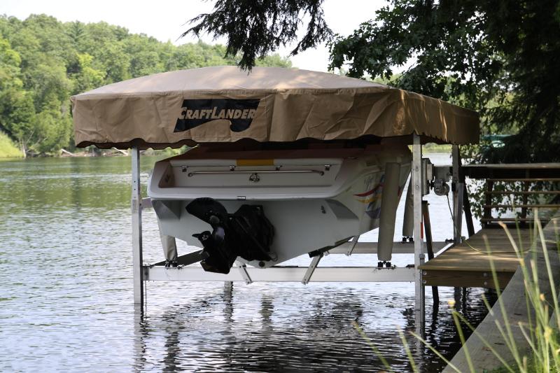 Craftlander MH-V6000 Boat Lift & Craftlander MH-V6000 Boat Lift u2013 Boat Lift Blog