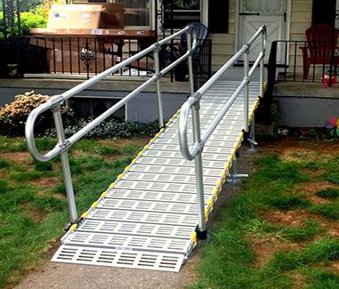 Bridge The Gap With Roll-A-Ramp!!