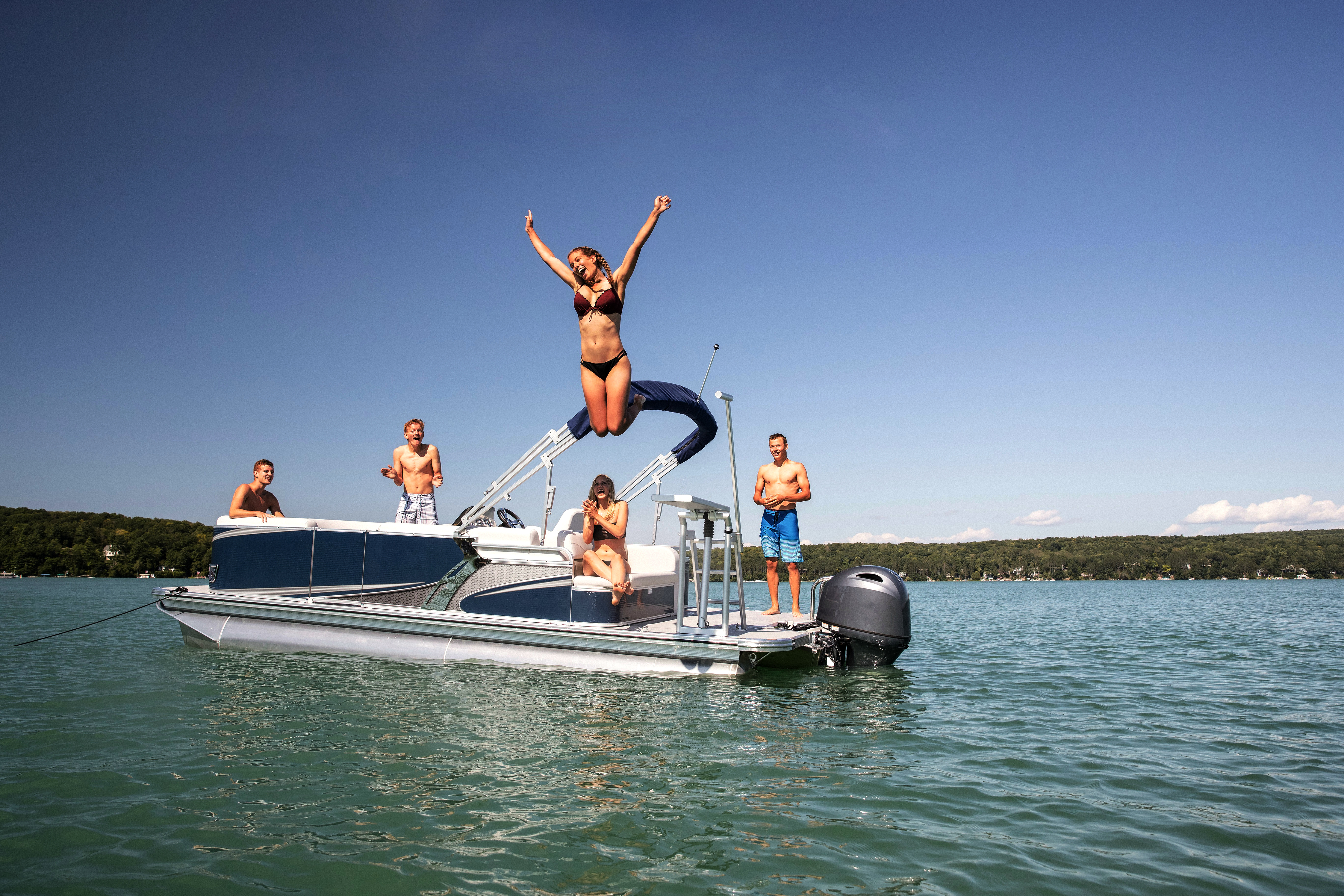 Spring Into Boating Season With LilliPad Marine Diving Boards