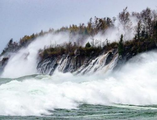 Great Lakes Water Levels To Hit High Water Mark In 2019